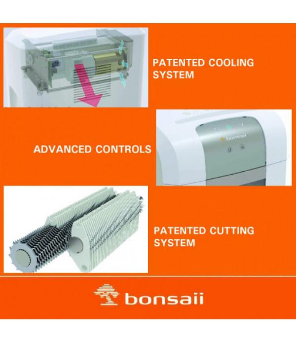 Máy hủy tài liệu Bonsaii 4S23