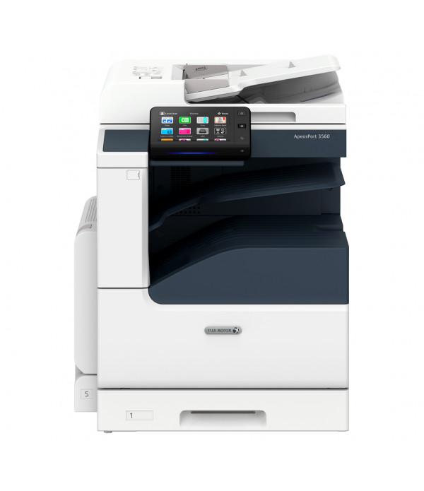 Máy In Đa Chức Năng Đen Trắng Fuji Xerox A...
