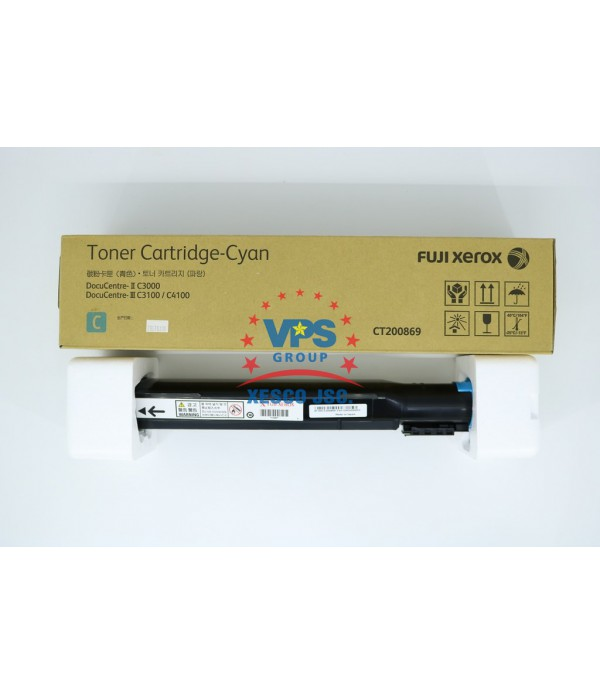 Toner Cartridge C3000/3100/4100 (CYAN)