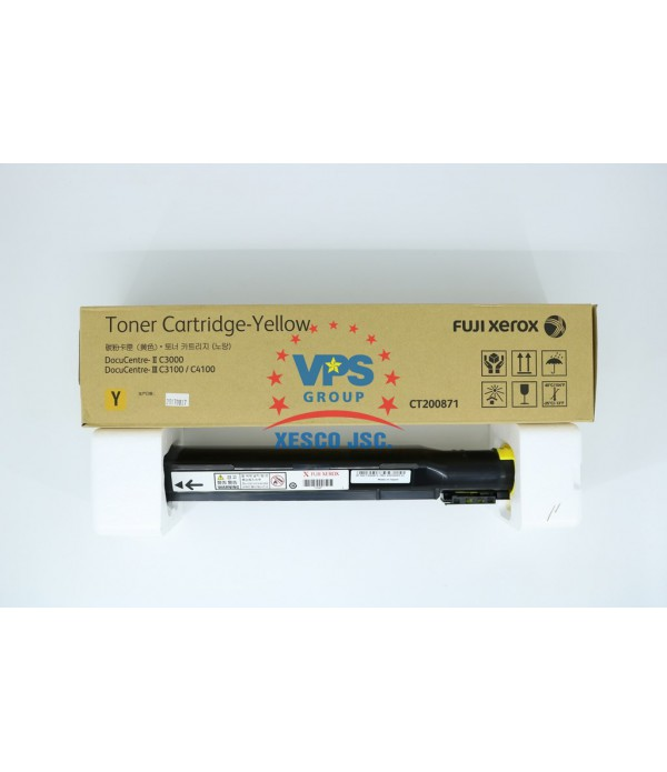 Toner Cartridge C3000/3100/4100 (YELLOW)