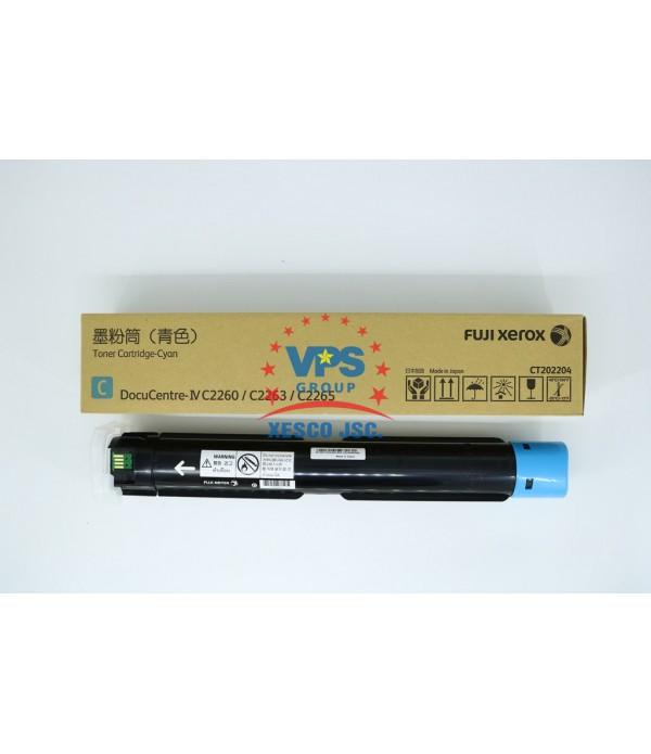 Toner Cartridge DC IV C2260/2263/2265 (CYAN)
