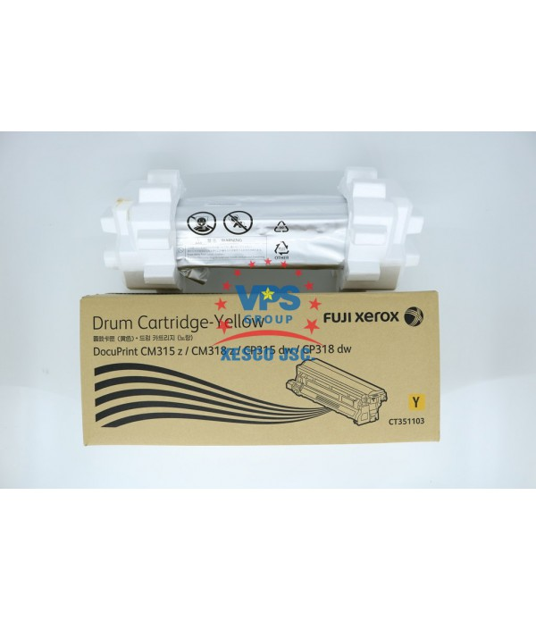 Drum Cartridge DP CP315DW (YELLOW)