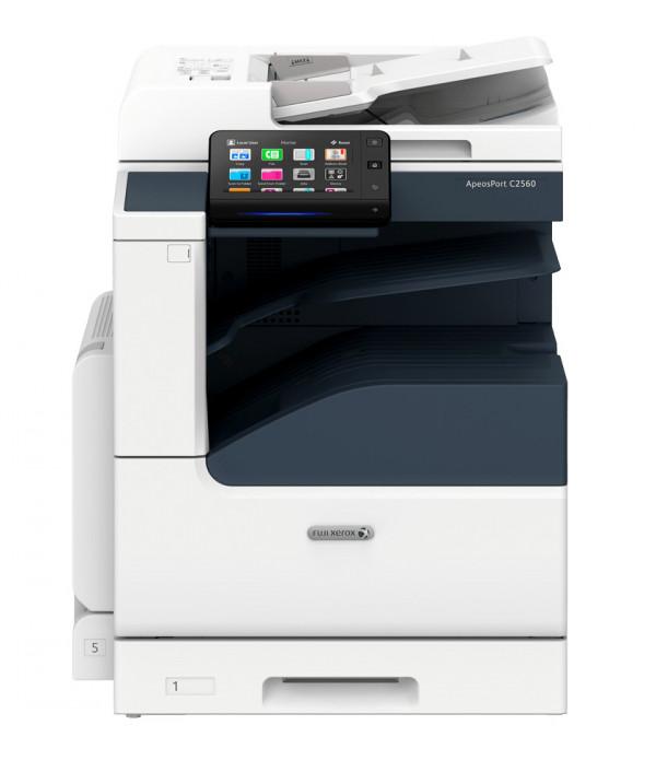 Máy In Đa Chức Năng Màu Fuji Xerox ApeosPost...